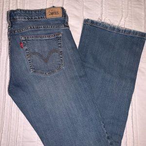 Vintage Low Bootcut Levi's